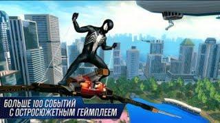 Новый Человек-паук 2 / The Amazing Spider-Man 2-Игра для Андроид.