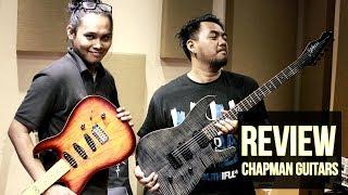 TERCYDUK! Chapman Guitar di Nuansa Musik!