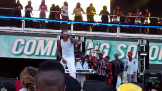 "Vybz Kartel @ Reggae Sumfest, Montego Bay 7-21-11 Performing ""Summer Time"""