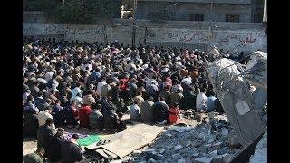 Masacre en la Franja de Gaza