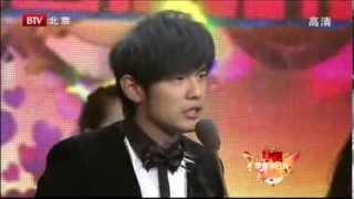 画沙 & 烟花易冷 2010中国歌曲排行榜 现场版  周杰倫