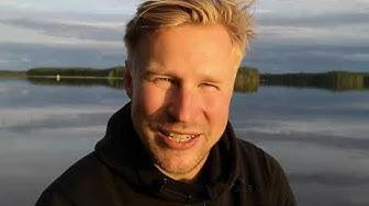 Ex Liiga Tähti Teemu Nurmi Piispalan järven rannalla kuulumiset 25.6.2019