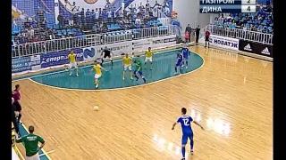 1/2 финала. «Газпром-ЮГРА» (Югорск) - «Дина» (Москва). 4 игра