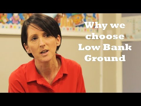 Why we choose Low Bank Ground for Residentials