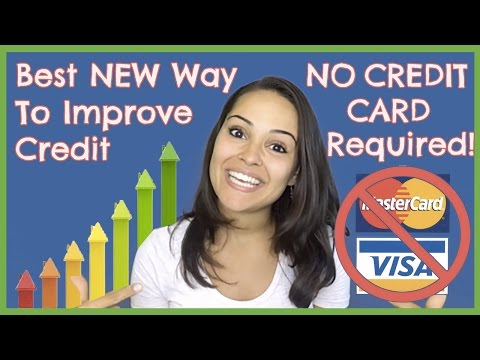 Best New Way To Improve Credit