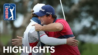 Highlights   Round 4   Farmers Insurance Open
