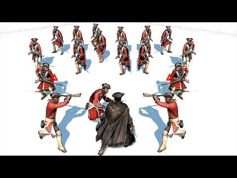 Assassin's Creed 3 Templar Master Combat & Free Roam thumbnail