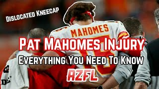 Patrick Mahomes Injury Update Full Replay