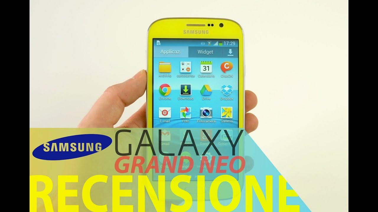 Calendario Samsung.Samsung Galaxy Grand Neo Recensione In Italiano