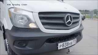 Переоборудование микроавтобусов 2014 Mercedes Sprinter. KML Restyling Center(, 2014-06-28T15:43:47.000Z)