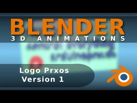 Blender Animation Prxos Arduino Intro