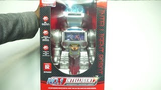 Remote Control No. 1 Intelligent Robot Little Master