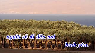 [Karaoke] Nơi Bình Yên - Trịnh Đình Quang