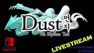 Dust: An Elysian Tail on (Nintendo Switch)