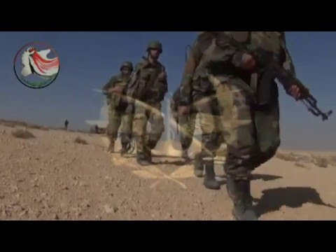 SYRIAN ARAB ARMY & NATIONAL DEFENCE FORCE ~ BROTHERS IN ARMS 2