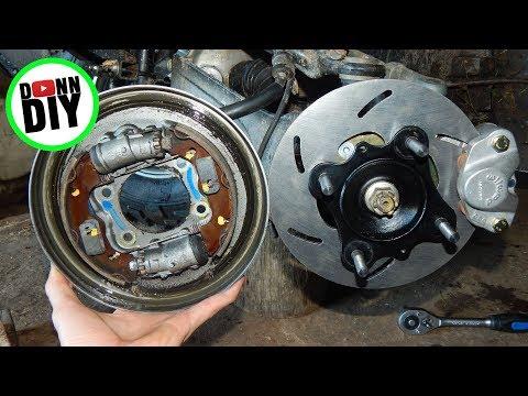 High Lifter Disc Brake Conversion Kit For Honda Foreman