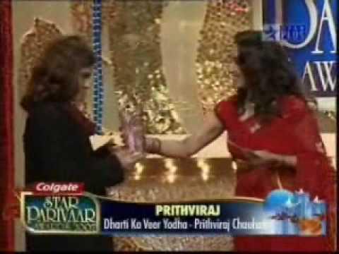 Rajat Tokas  win Fav.. Chhota Bachcha award at SPA 2007
