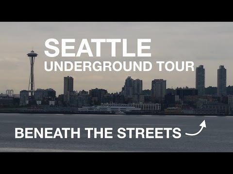Beneath the Streets: Seattle Underground Tour
