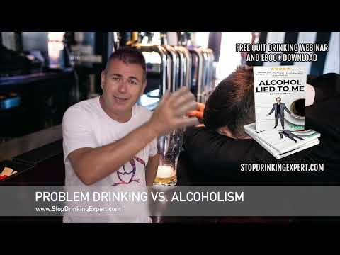 Problem Drinking vs. Alcoholism: Is There a Difference?