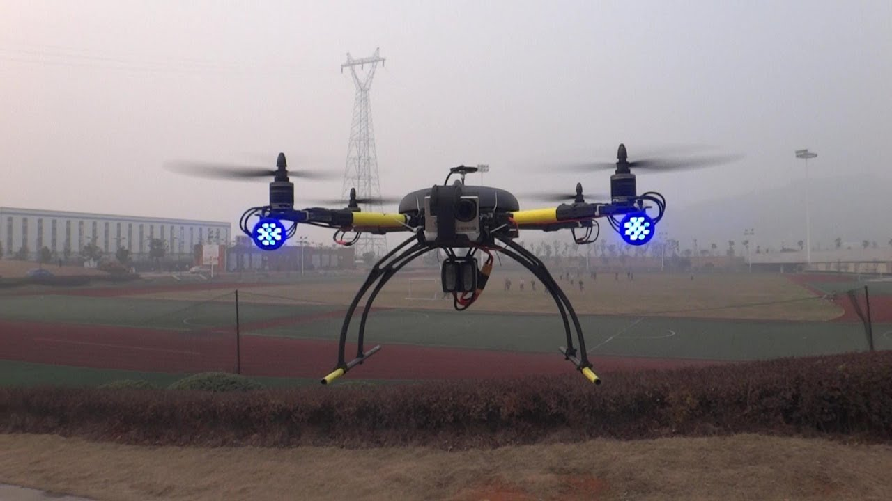 OFM ASD 650 Coming Soon Aerial Surveillance Drone