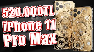 Telefon Terörü: 520.000TL'ye iPhone 11 Pro Max Almak!
