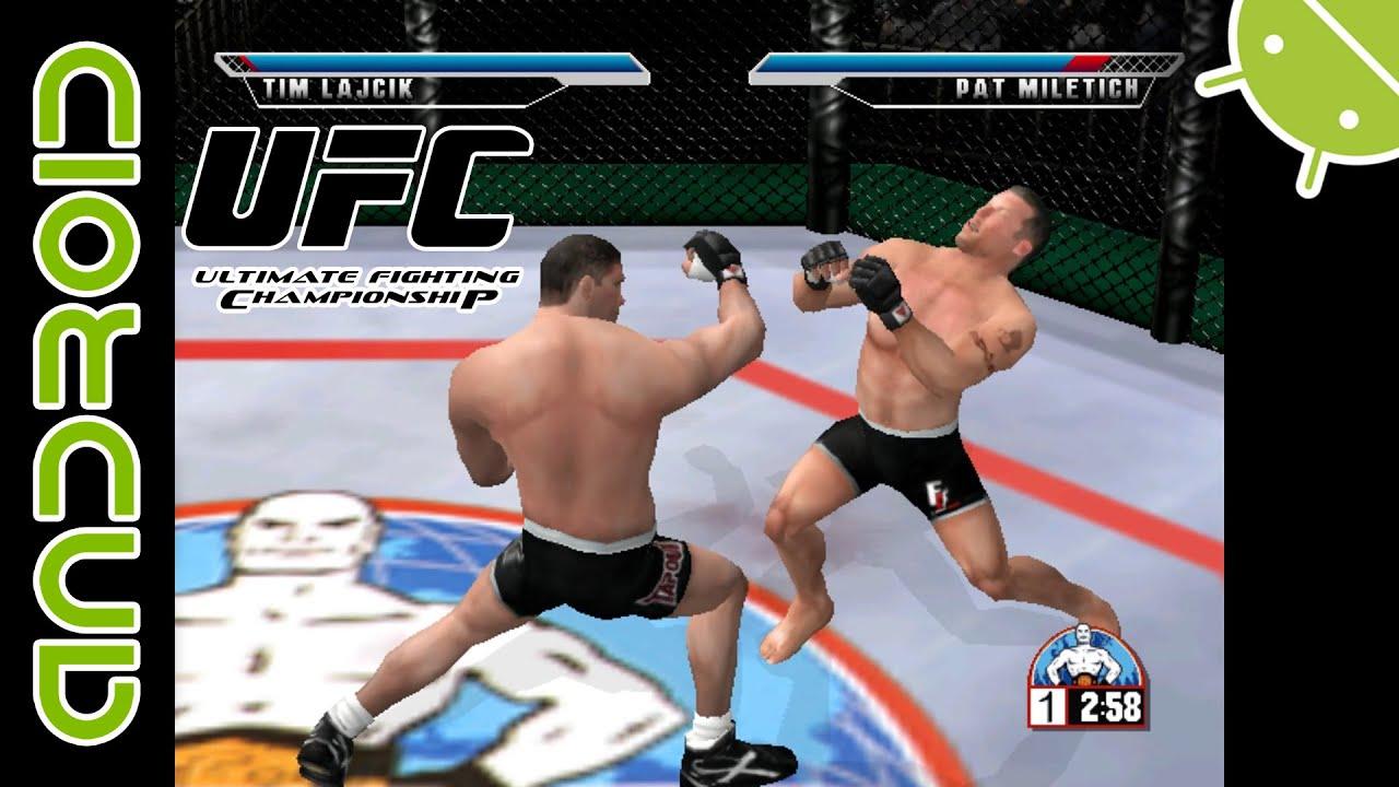 Ultimate Fighting Championship | NVIDIA SHIELD Android TV | Redream Emulator | Sega Dreamcast