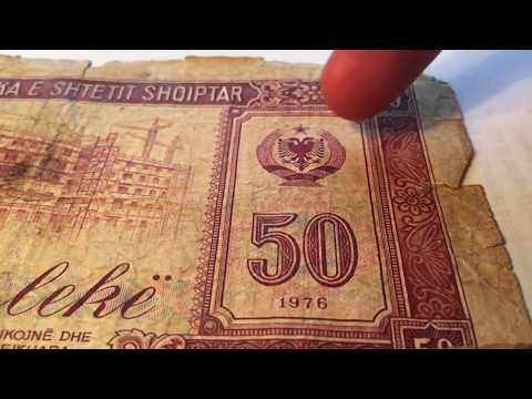 World Money A-Z Albania