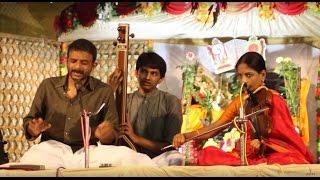 Dinamani Vamsa | By T M Krishna Garu | Tyagaraja Smaranotsava Sabha Nellore | Concert Part 1