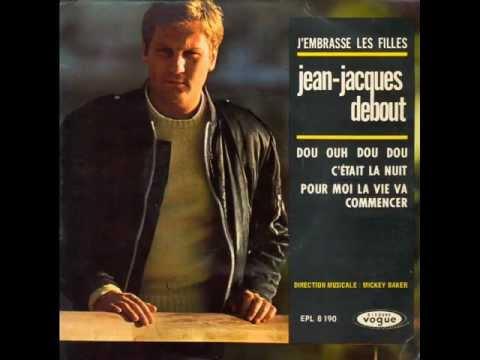 Jean-Jacques Debout - C'était la nuit (1963)