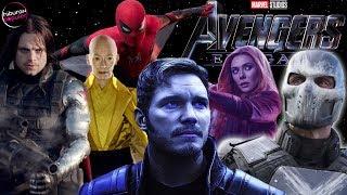 8 Karakter yang Gugur Namun Muncul di Avengers Endgame