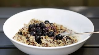 Cooking Guru: S2e5 Quinoa Porridge