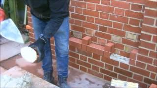 the fine art of brickwork - Victorian Weave