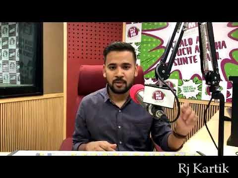 RJ Kartik | Jiyo Dil Se Story