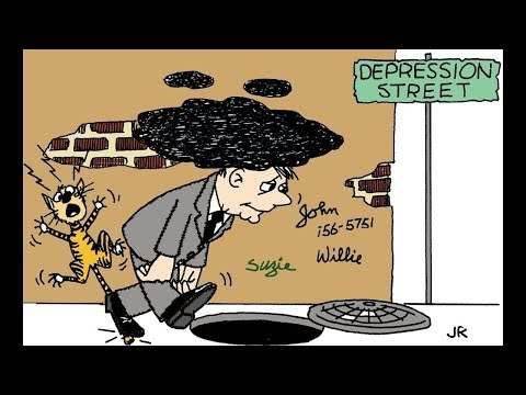 Depression - Problem or Disorder? CBT 4 of 6 (SOS Programs)
