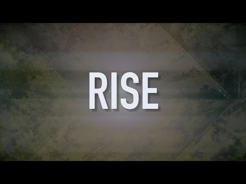 Rise - [Lyric Video] Danny Gokey