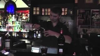 Коктейль «Негрони» (Negroni cocktail) в Dream bar