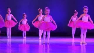 Маленькие балерины. Школа классического танца Ледяха. ДК ЗИЛ