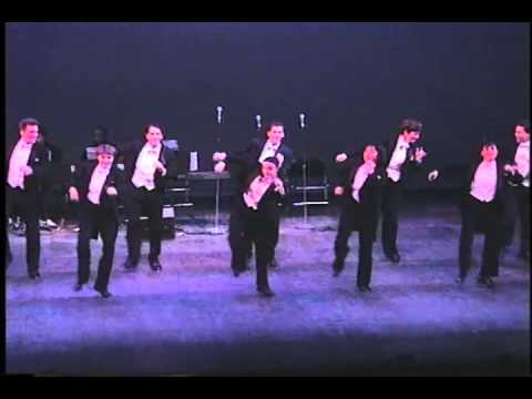 American Tap Dance Orchestra - Strike Up the A-Train Choreographed by Brenda Bufalino