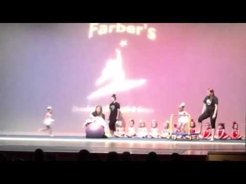 Olivia dance summer 2015 part 2