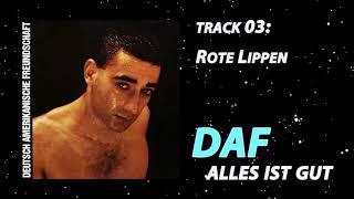 DAF - Alles Ist Gut, 1981 (full album)
