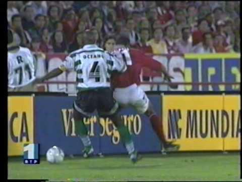 05J :: Benfica - 0 x Sporting - 0 de 1997/1998