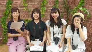 TIN presents アイドルと学ぶ『カメラ基礎講座』180525 長谷川瑞 Showroom.