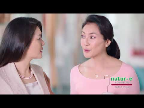 Iklan Natur-E Advanced Anti-Aging Face Series - Ibu atau Kakak #KembalikanCantikMudamu 30sec (2018)