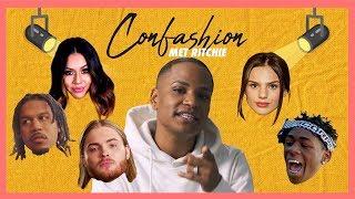 ConFashion met FAMKE LOUISE, DONNIE, TABITHA, BOKOESAM & LEAFS