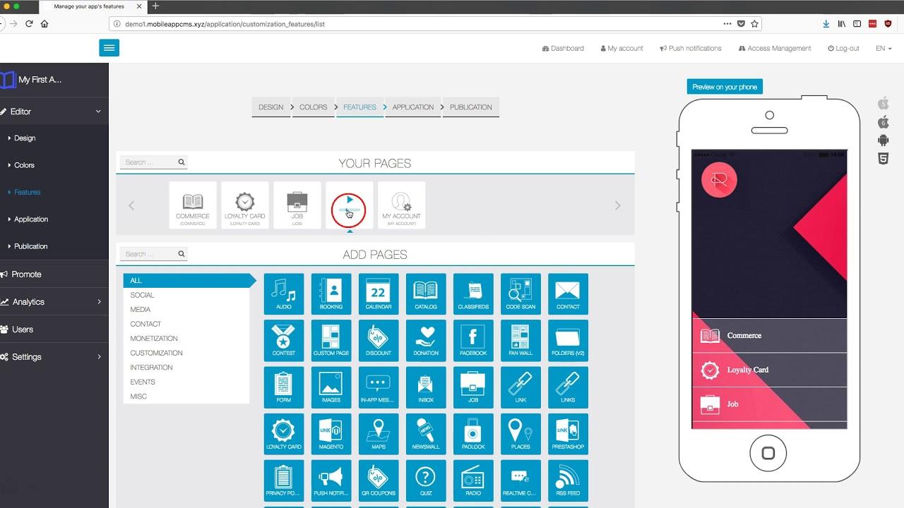 Fitur Video Aplikasi Bisnis NeyBee