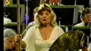 "GWYNETH JONES SINGS ""RULE BRITANNIA"" LAST NIGHT OF THE PROMS 1991"