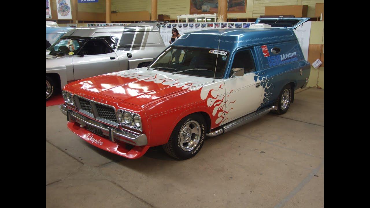 Australian Panelvan Nationals 2015 Bathurst Show Ford