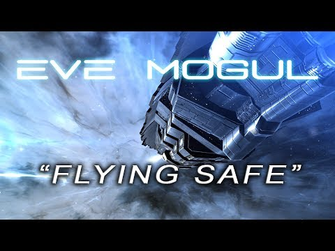 """""""Flying Safe"""" - A NOOB Eve Online Traders Guide To Avoiding Eve PvP Aggression When Hauling Cargo"""