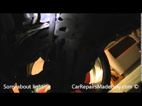 Impala Caprice Steering Centerlink Relay Rod Replacement