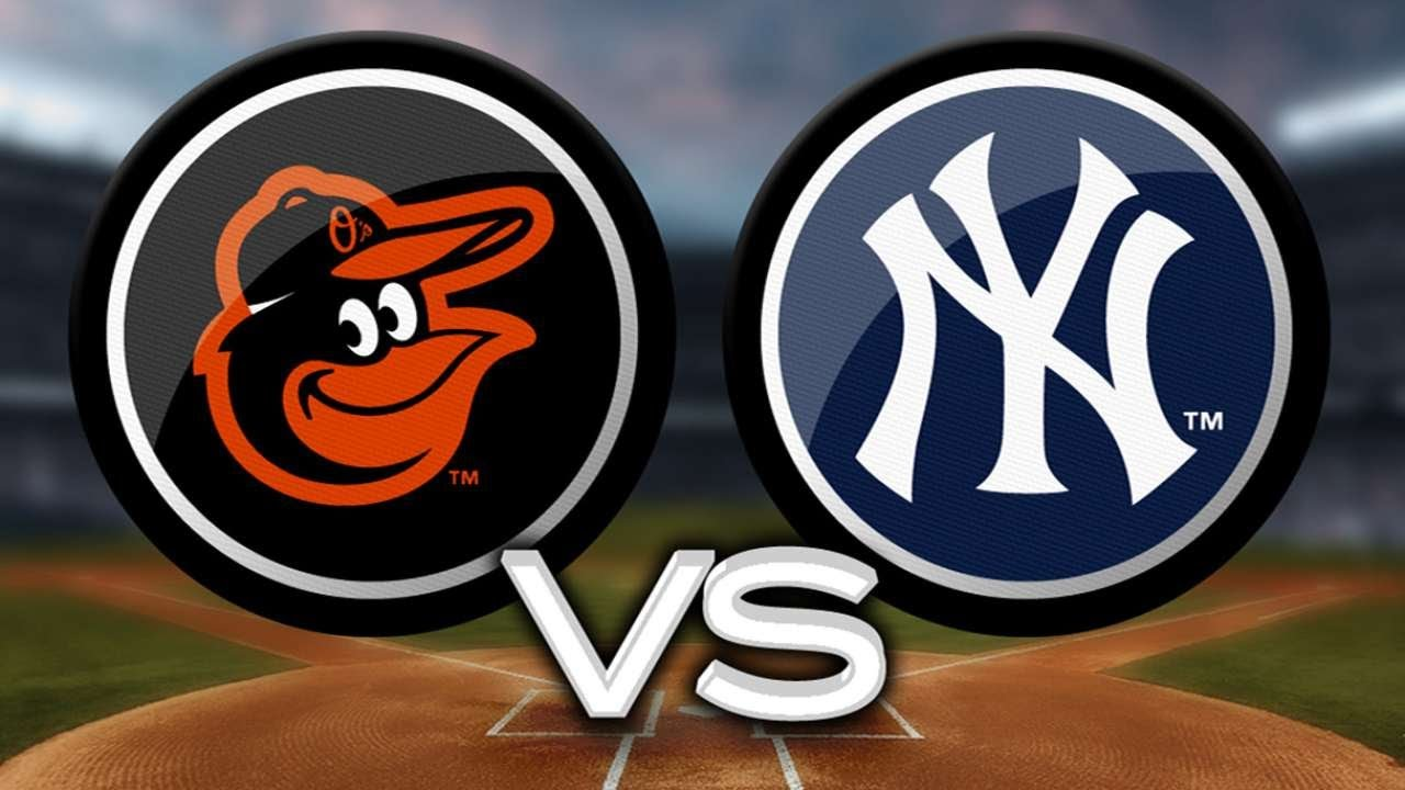 9113 Seven Run Seventh Powers Orioles Over Yankees